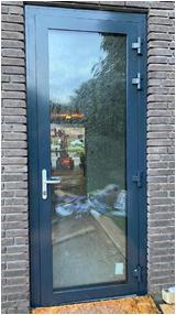 Kunststof buitendeur